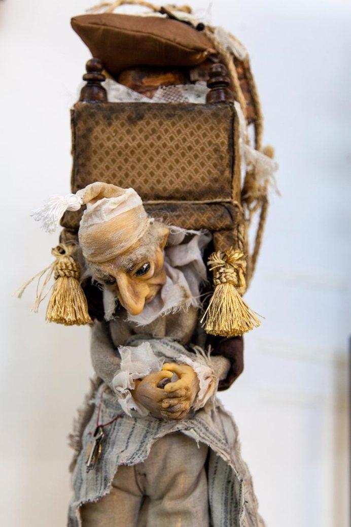 Експозиція виставки фестивалю «Ляльковий світ»