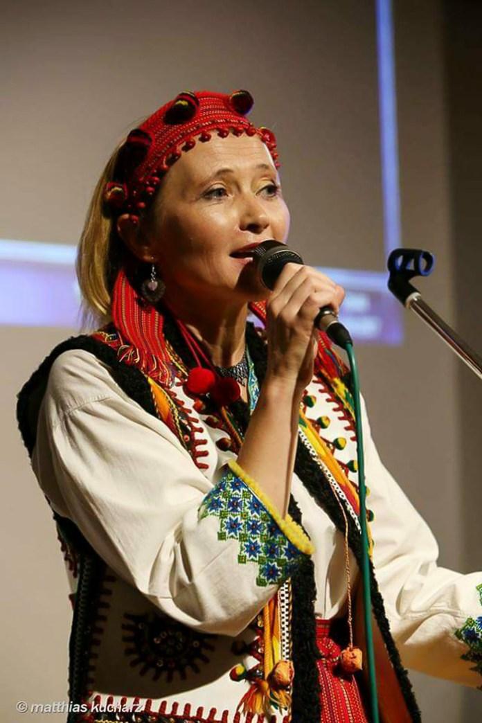 Олена Серпень