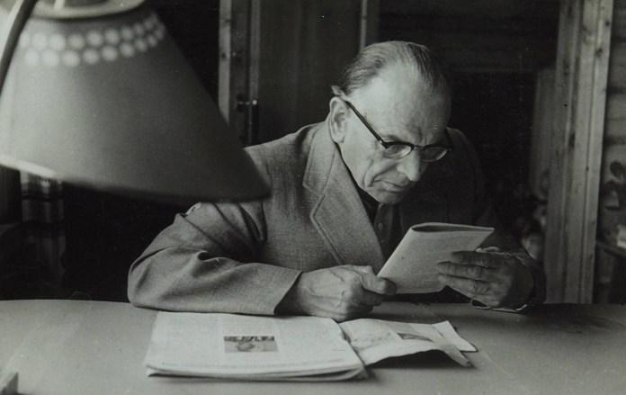 Костянтин Паустовський