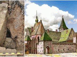 У центрі Львова археологи знайшли фрагмент муру Низького замку