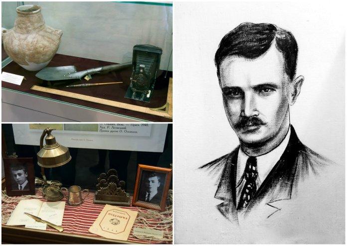 У Львівському історичному музеї відкрили виставку, присвячену творчості Олега Ольжича