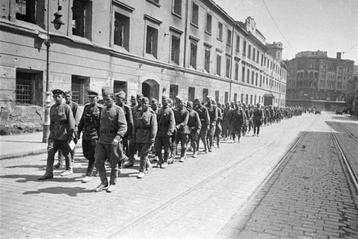 Львів, вулиця Городоцька. Фото 1944 року