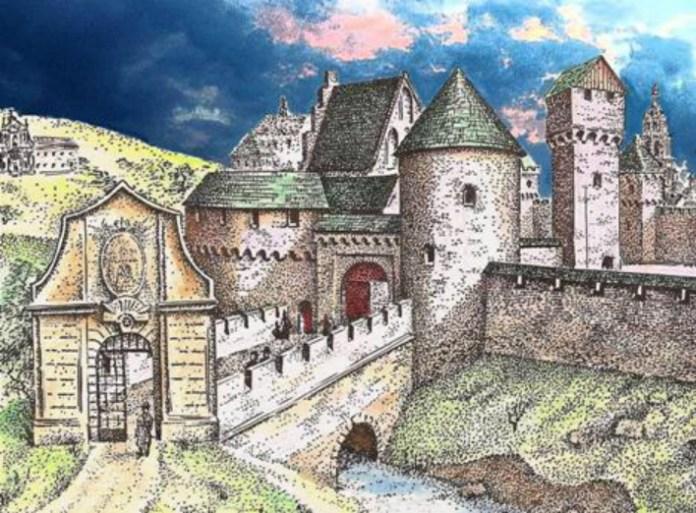 Зображення Краківської брами. Автор: І. Качор. Фото з https://uk.wikipedia.org