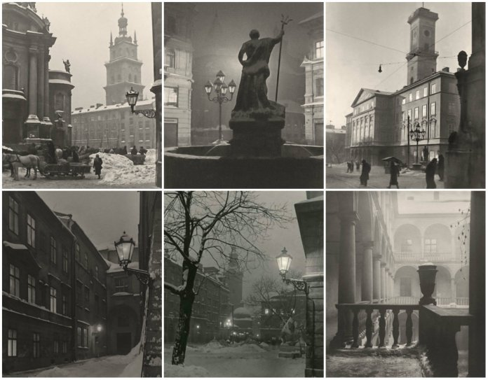 Зимовий Львів 1941 року на 15 невідомих фотографіях