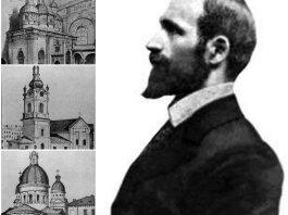 Львівські храми у графіці Антіна Пилиховського