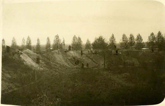 м. Сокаль, 1916-1918 рр. Австрійський державний архів