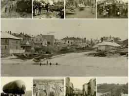 Невідомі фотографії Сокаля з австрійського архіву (1916-1918)