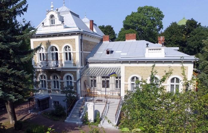 Державний меморіальний музей Михайла Грушевського у Львові