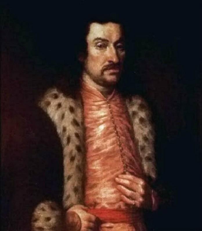 Руський воєвода Ярема Вишневецький. Фото з https://upload.wikimedia.org