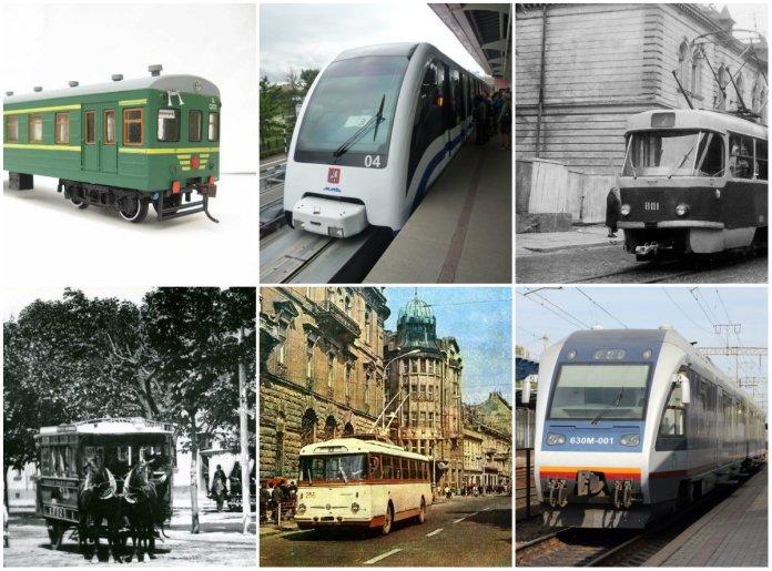 Довга історія львівського трамвая