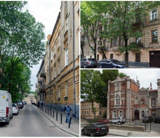 З історії однієї львівської вулички і її мешканців. Вулиця Глібова