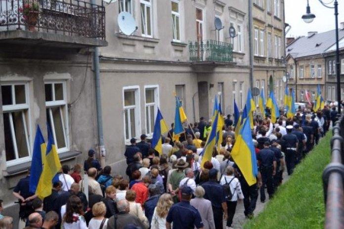 У Перемишлі вшанують українських вояків