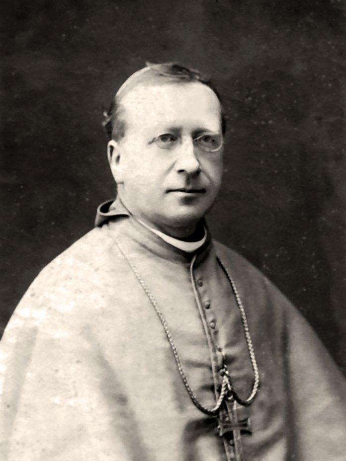 Французький єпископ Фелікс Журдан де ля Пассардієр (1841–1913).