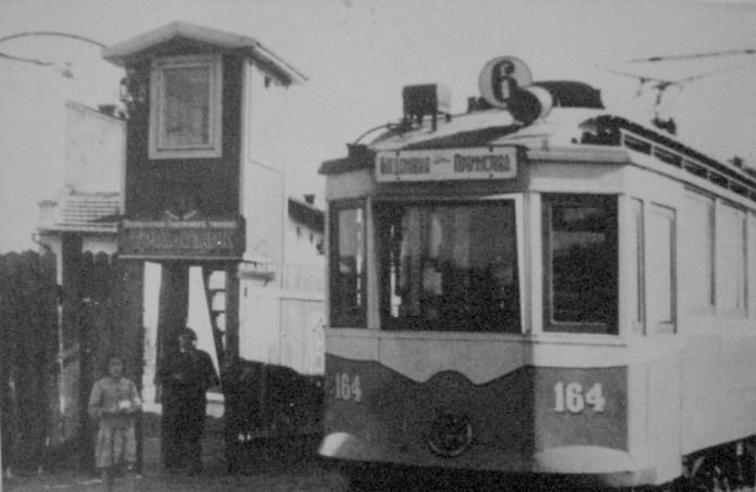 Випуск модернізованого трамвая