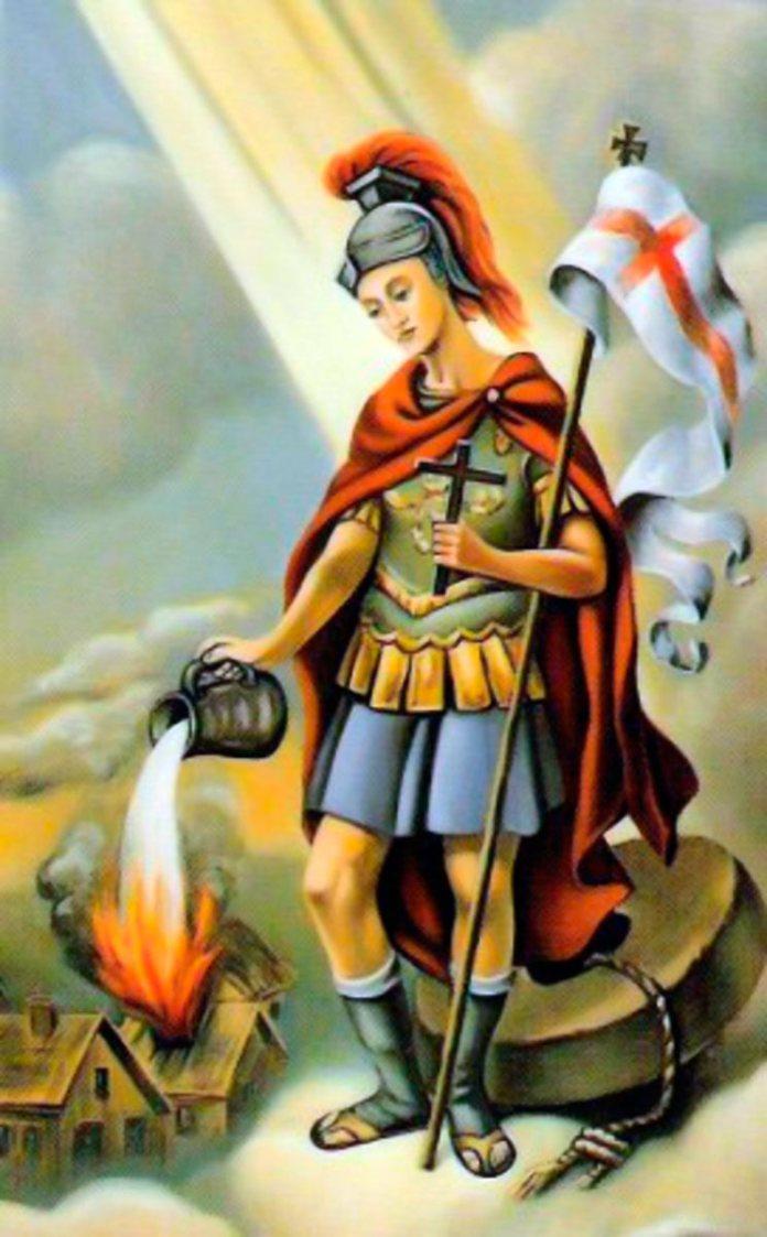 Святий Флоріан