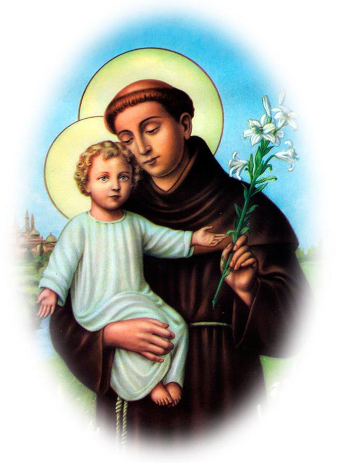Святий Антоній Падуанський (Падевський)