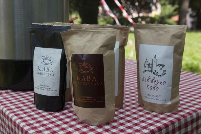 """Найкращі сорти кави від кав'ярні «Старі мури» чекають на учасників велопроменаду """"Батяри на роверах"""""""