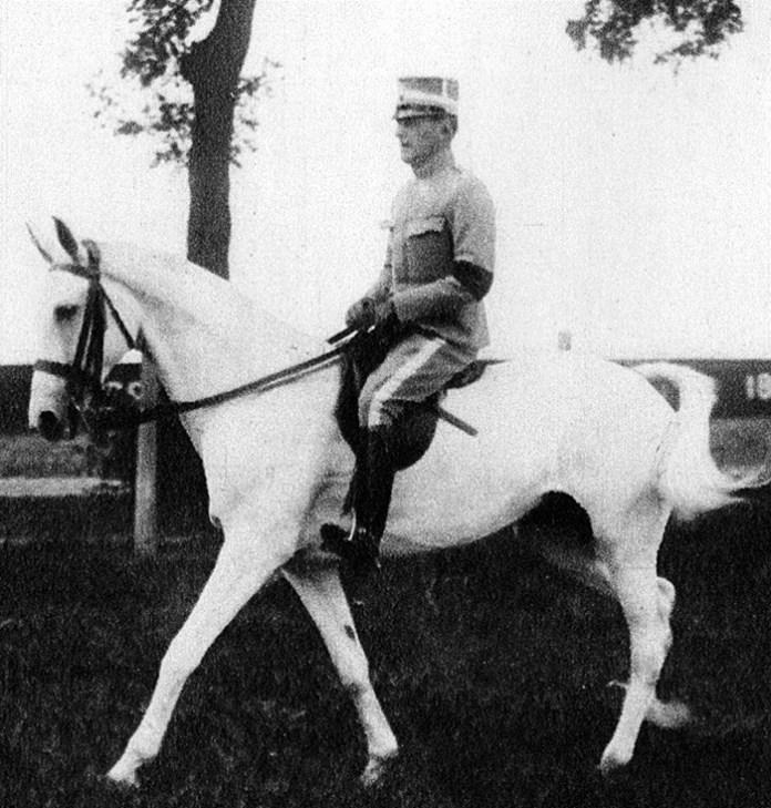Барон Фріц Вільгельм фон Ессен