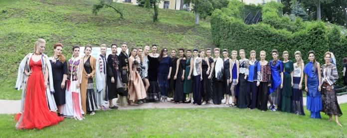 Український Haute Couture 2018 by OKSANA KARAVANSKA. Фото Олександр Шамов