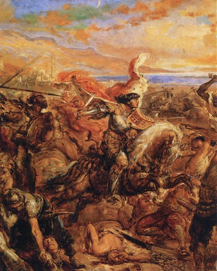 Битва під Варною. Фото з Владислав ІІІ. Фото з https://uk.wikipedia.org