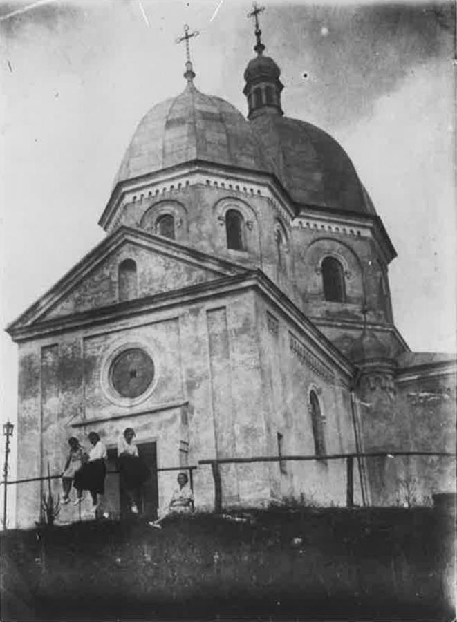 Церква св. Михаїла, до 1939 р.