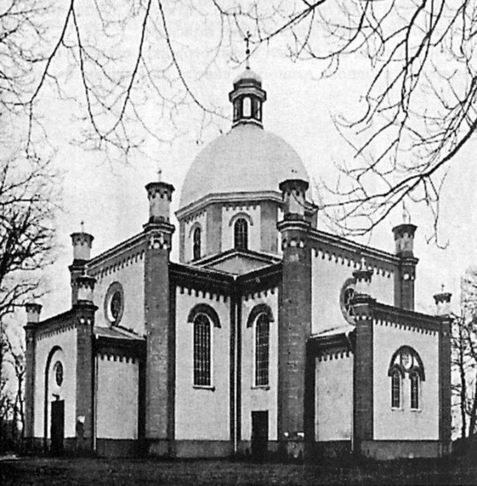 Церква Різдва Пресвятої Богородиці, Кам'янка – Лісна, 1884 рік.