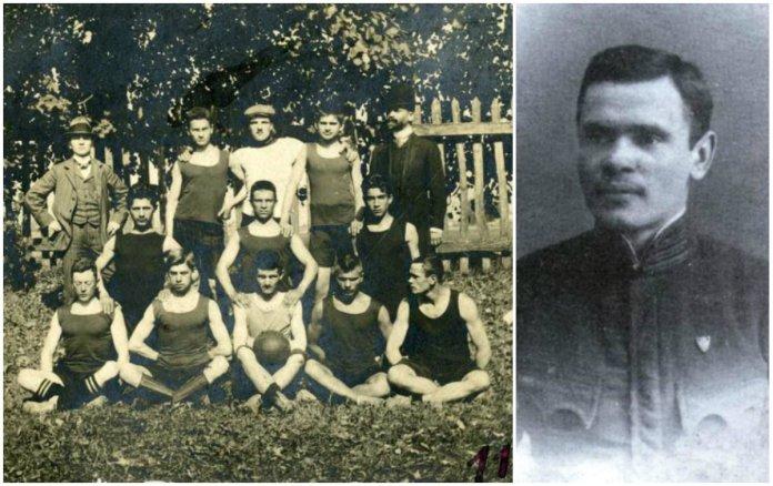 Як наші предки грали в копаний м'яч, або поради сторічної давнини від Степана Гайдучка