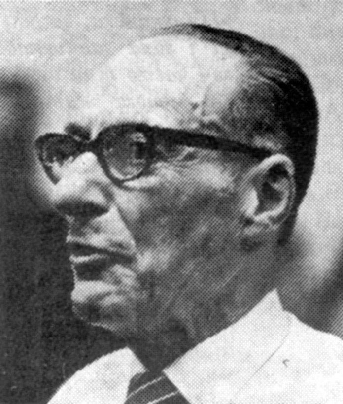 Альберт Газенбрукс, 1967 р.