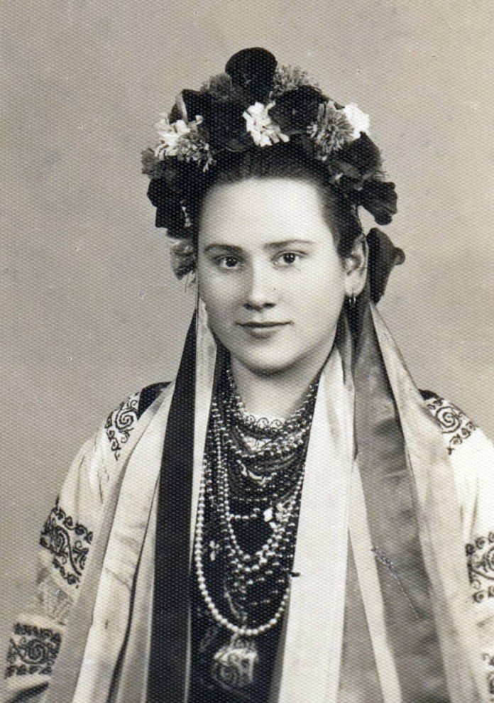 Подруга Ніни Матчук Зеня, Грубешув 20.03.1943