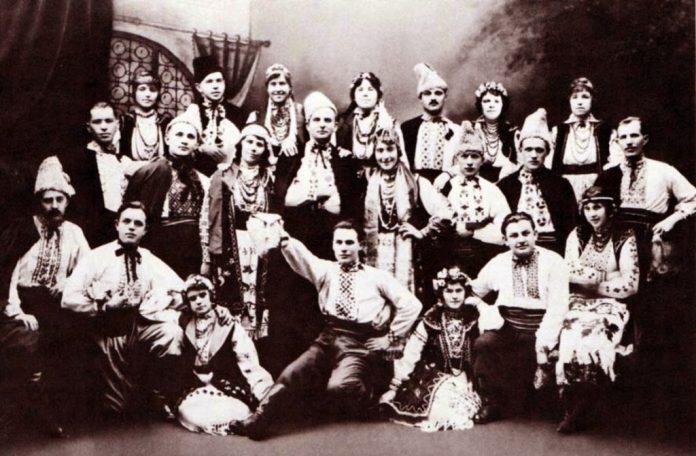 Унизу по центру – Михайло Зазуляк