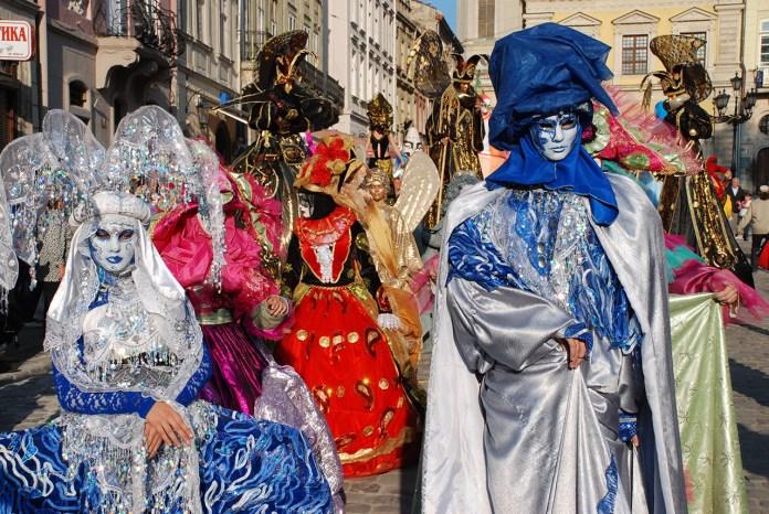Міжнародний театральний фестиваль «Золотий Лев на вулиці»