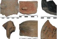Кераміка з городища Тудорів культури Ґава-Голігради у фондах ЛІМУ