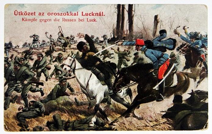 Битва проти росіян біля Луцька