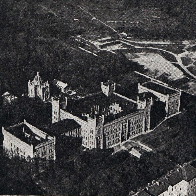 Будинок Інвалідів, Львів. Фото 1938 року
