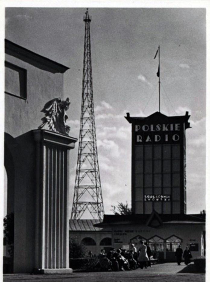 Павільйон польського радіо