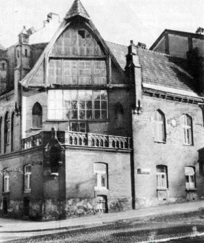 Вілла Яна Стики, яку Митрополит Андрей 29 грудня 1908 року подарував Національному (тоді — Єпархіальному Церковному) музеєві. Нині меморіальний музей Олекси Новаківського
