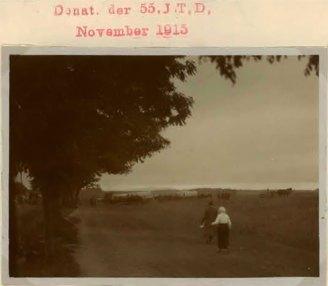 Село Угринів в роки Першої світової війни