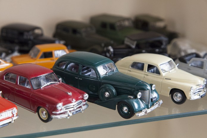 Експозиція Львівського музею іграшок