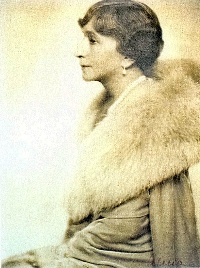 Анна Любомирська, 1931 рік