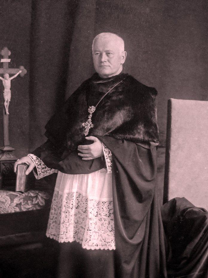 Ільдефонс Шобер (нім. Ildefons Schober) (1849–1918), який у 1908–1917 роках був архиабатом Архиабатства св. Мартіна в Бойроні