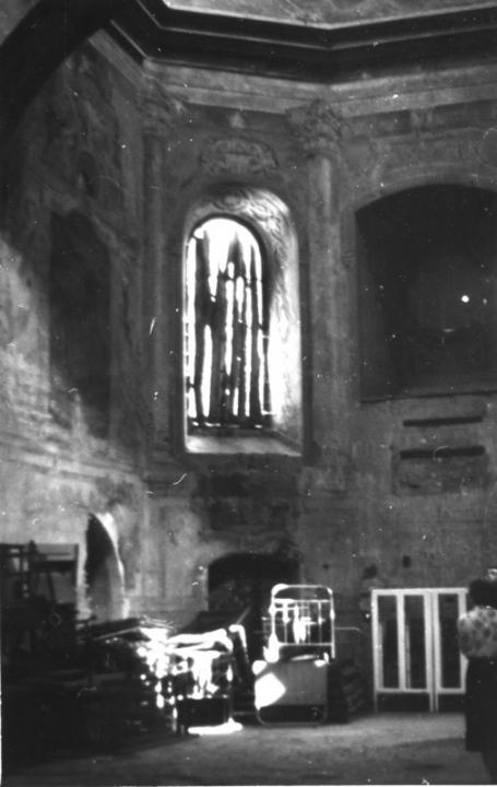 Крехівський монастир, фото 1979 року
