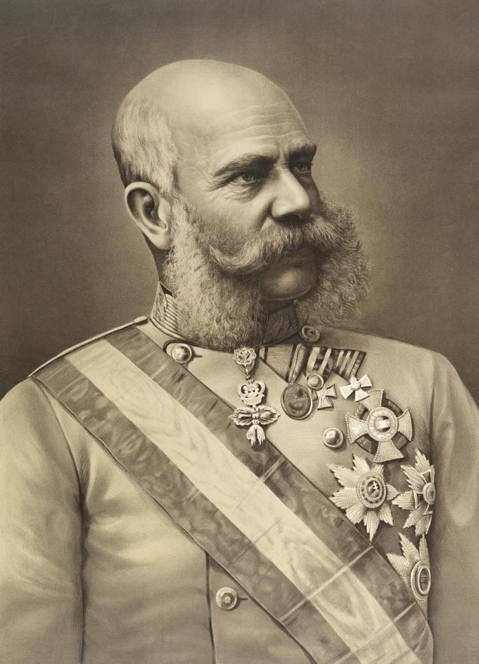 Цісар Франц Йосиф І у 1880 році