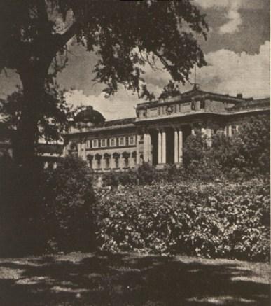 Приміщення університету Яна Казимира.