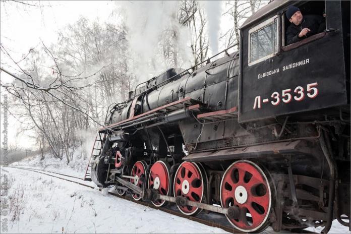 Локомотив Л-3535