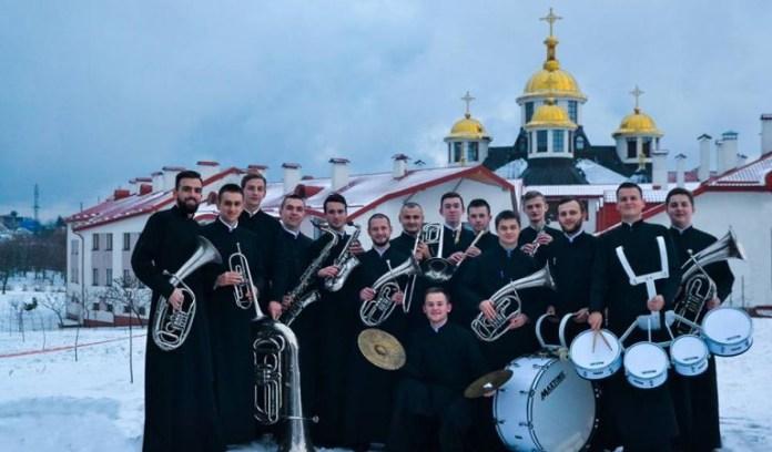 Оркестр Львівської духовної семінарії