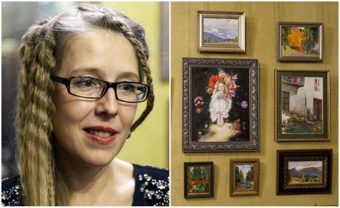 Несподівана виставка робіт Катерини Білетіної відкрилася в