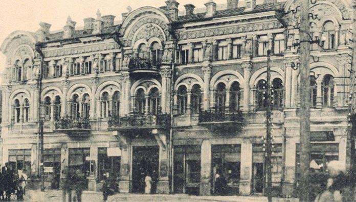 Будинок Марка Кронштейна у Луцьку колись