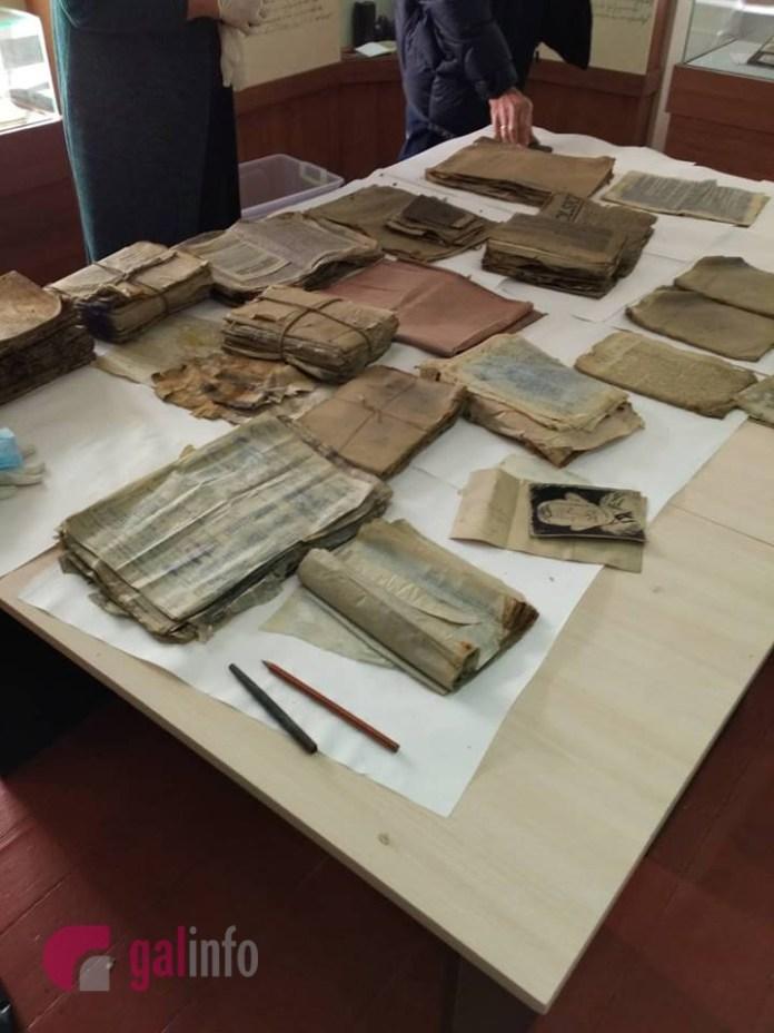 Повстанський архів знайдений під Рогатином