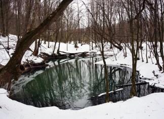 Карстові водойми «Сині вікна»