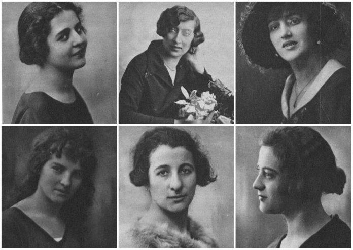 25 найбільший красунь Львова міжвоєнного періоду